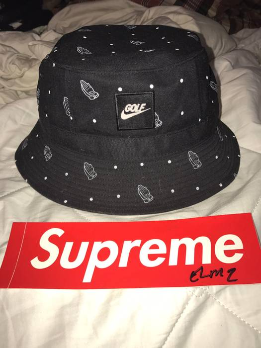 00f82f478bf Nike Nike Golf Bucket Hat Size one size - Hats for Sale - Grailed