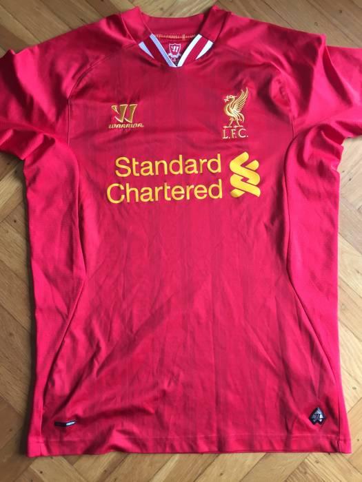 fd1e3d5a943 Warrior Liverpool F.C. Home Soccer Jersey Size m - Short Sleeve T ...