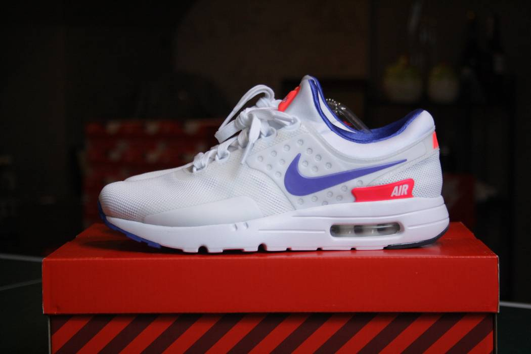 6e17be2fe2af Nike Nike Air Max Zero QS 789695 105 Size 11 - Low-Top Sneakers for ...