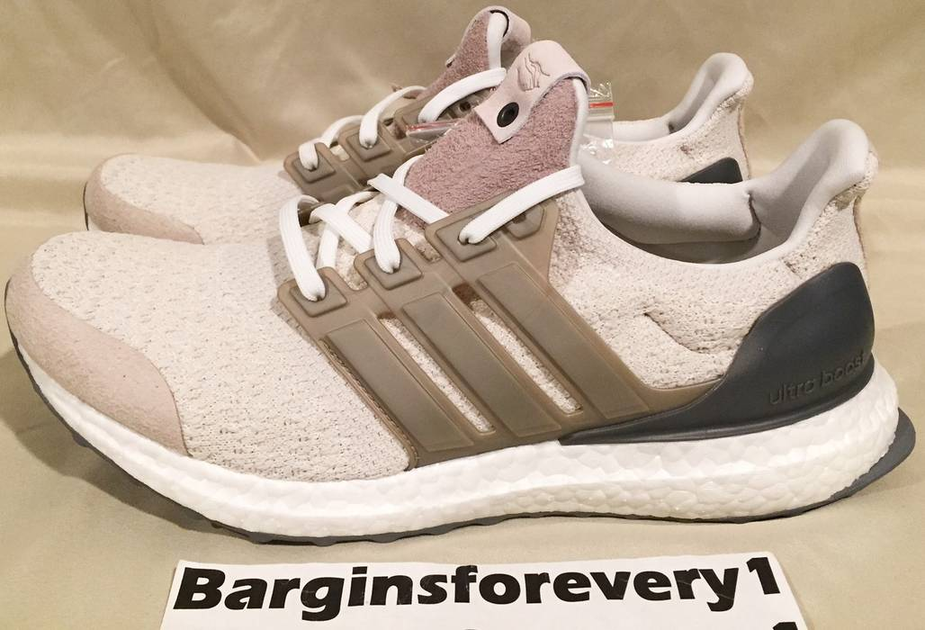 6625af3bf3c Adidas New Men s Adidas UltraBOOST LUX - Size 8.5 - Cream Sand Stone ...