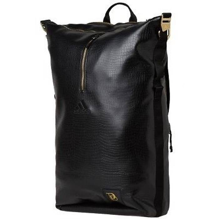 a8979bfed3 Adidas ADIDAS x PAUL POGBA LIMITED EDITION LEATHER BACKPACK Size ONE SIZE