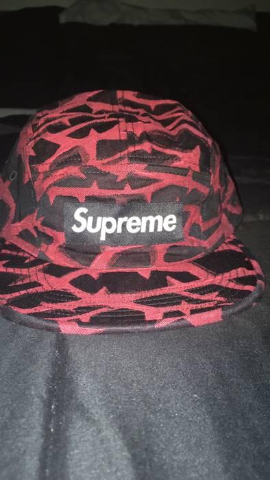 83e2c5dbb56 Supreme Supreme Thorn Camp Cap Size one size - Hats for Sale - Grailed