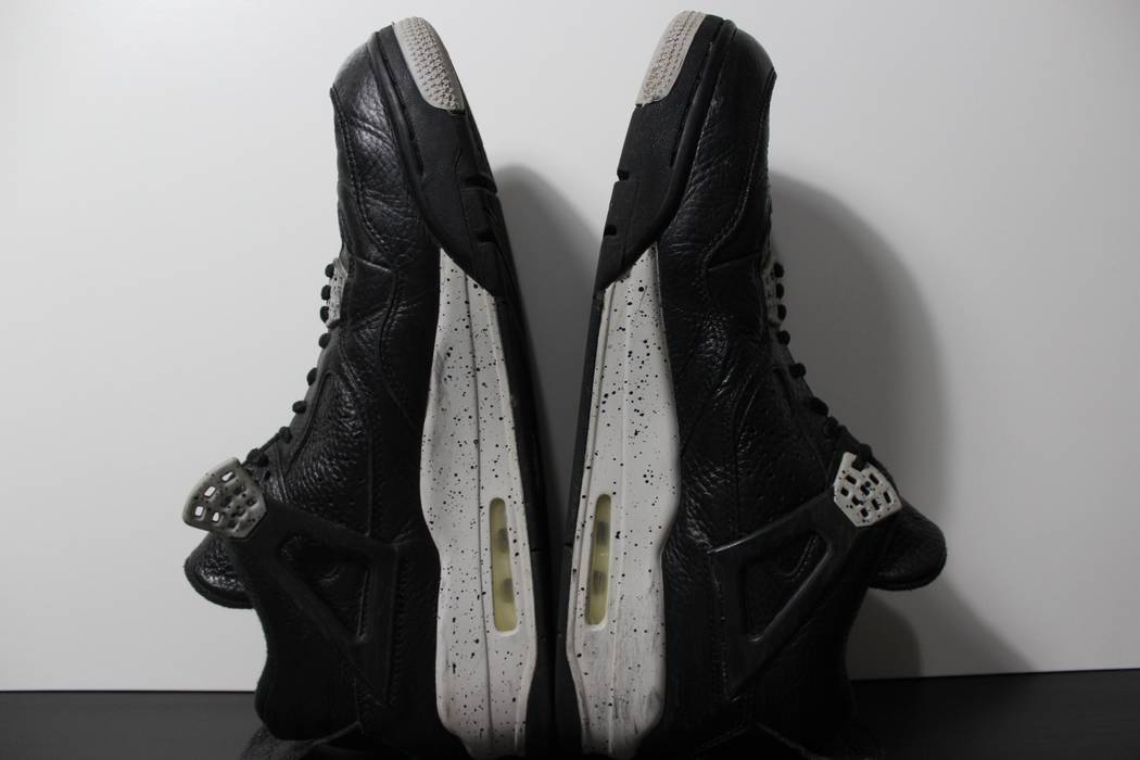 ec7ba2b2750ea6 Jordan Brand 100% Authentic Nike Air Jordan Oreo 4 Size 12 Pre-Owned Size