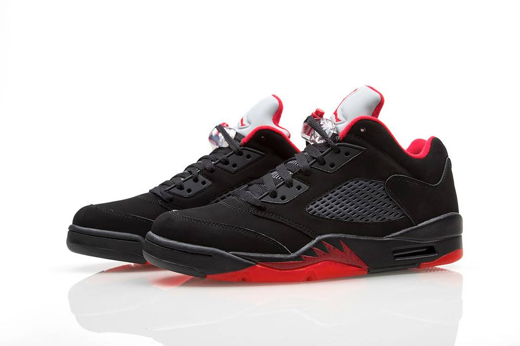 """huge selection of 1b3d1 b957c Nike Air Jordan 5 Retro Low """"Alternate 90"""