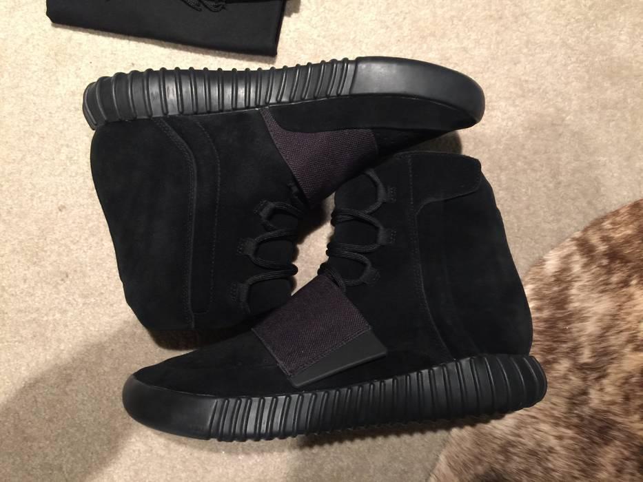 8596acffa Adidas Kanye West Adidas Yeezy Boost 750 Black Size 10 - Hi-Top ...