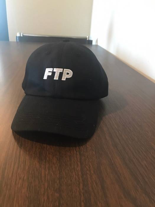 61449b59571 Fuck The Population FTP Black Hat Size one size - Hats for Sale ...