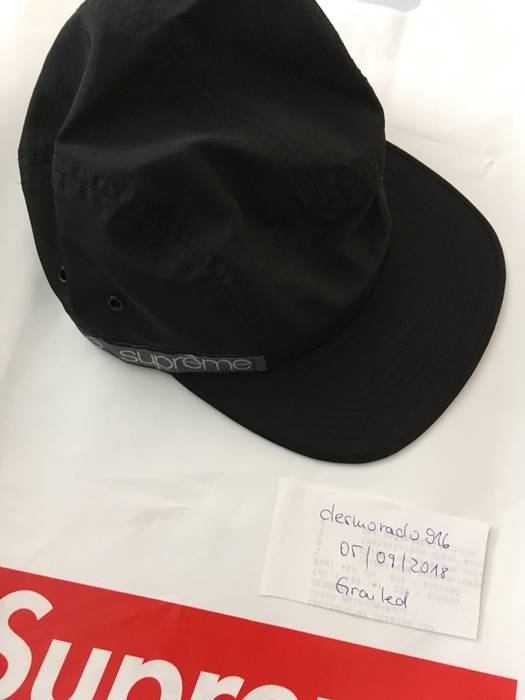 03ba3faf58f Supreme Tonal Taping Camp Cap Size one size - Hats for Sale - Grailed