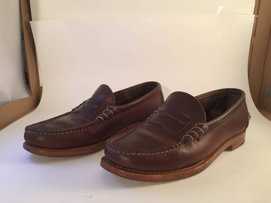 e826409defa Rancourt   Co. Beefroll Penny Loafer Size 9 - Formal Shoes for Sale ...