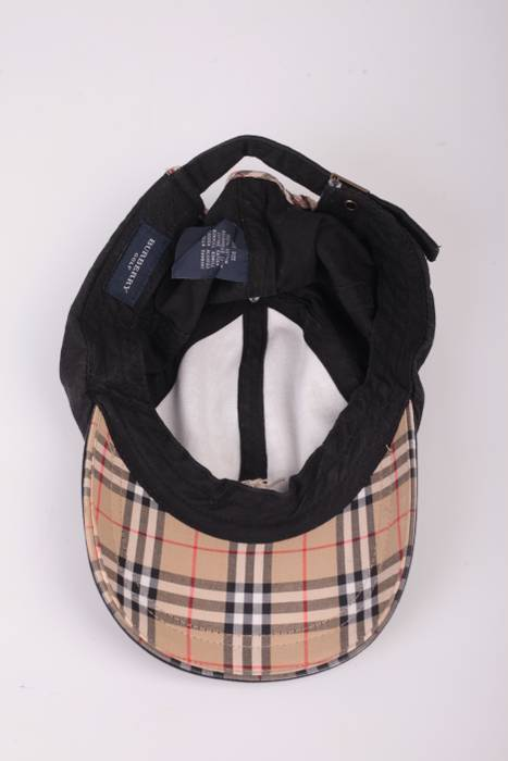 Burberry BLACK BURBERRY GOLF CAP Size one size - Hats for Sale - Grailed c251cab3563