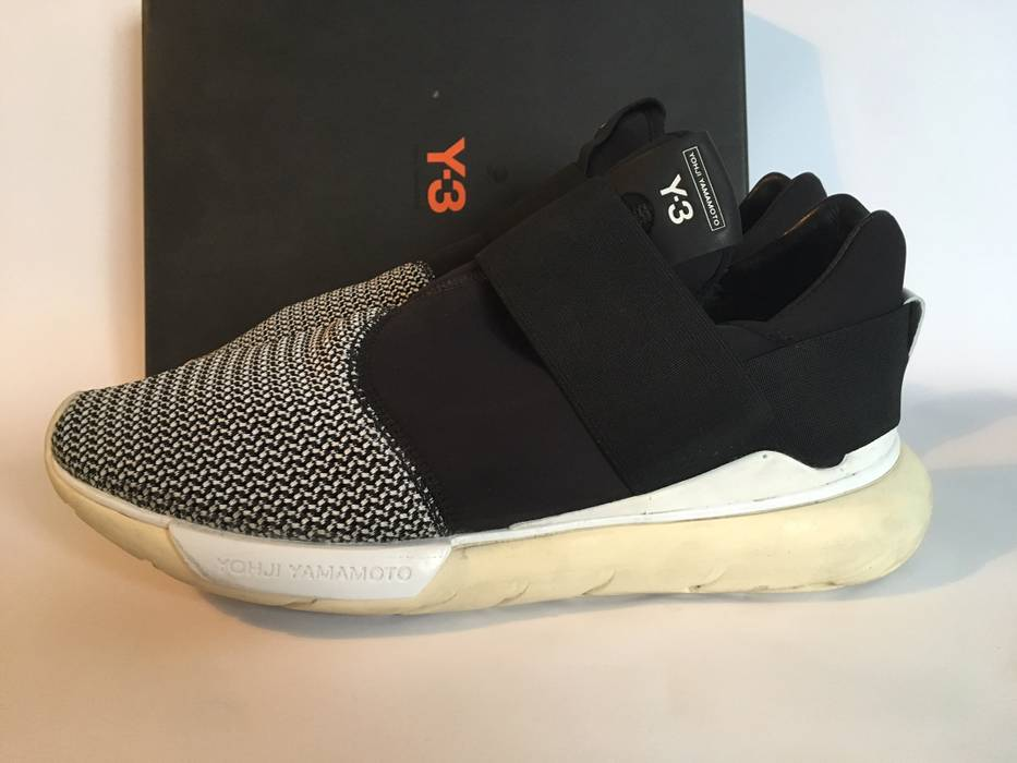 02f5919343fc2 Y-3 Qasa Low II Size 10.5 - Low-Top Sneakers for Sale - Grailed