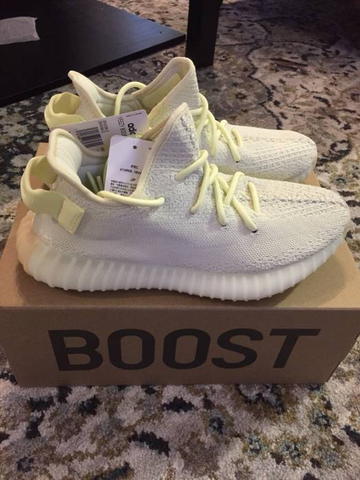 641a46fcfcc5a Yeezy Boost 350 v2 Butter DS Size 7.5 - Low-Top Sneakers for Sale ...