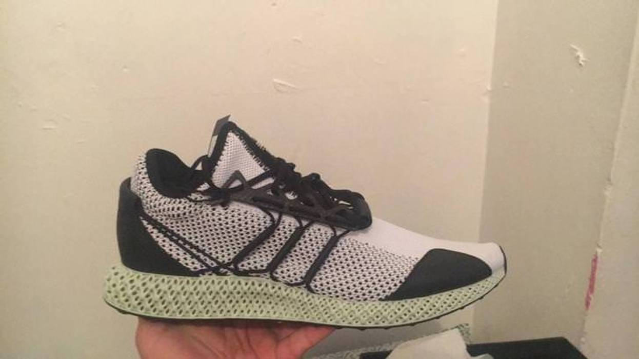 brand new 9e801 2446f ... coupon code for adidas y 3 y3 runner 4d futurecraft size us 10 eu e653d  4b700
