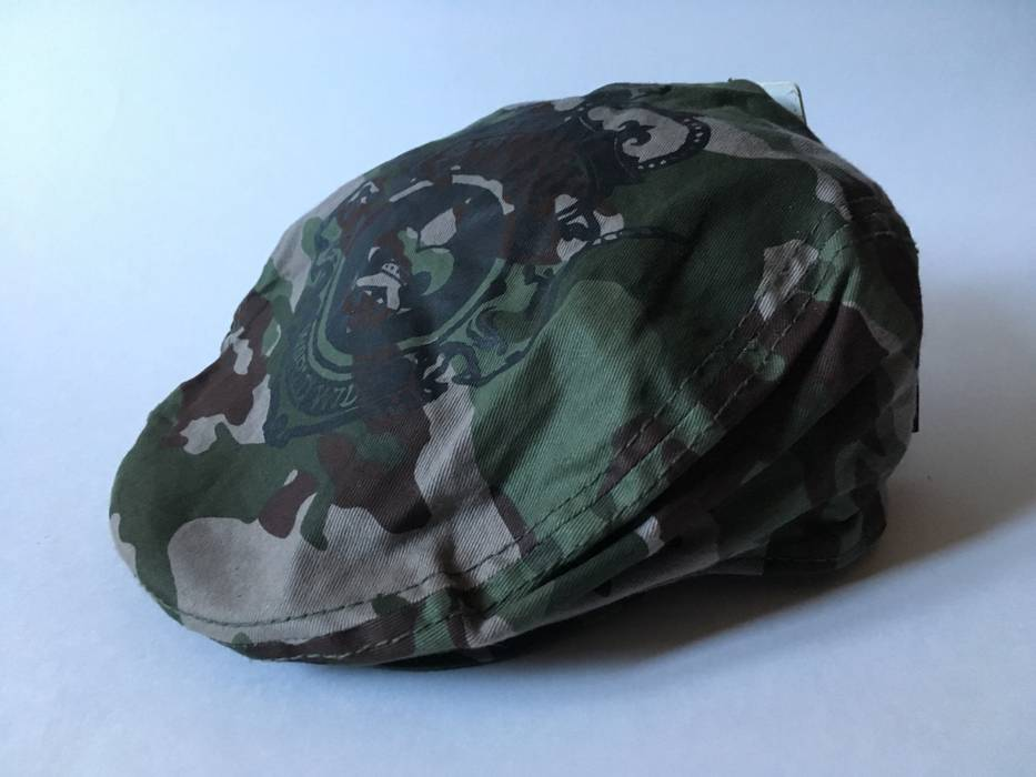 43826c5aa6e34 Stussy Stussy Camo Flat Cap Size one size - Hats for Sale - Grailed