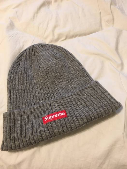 Supreme Small Box Logo Beanie Size one size - Hats for Sale - Grailed c407ee8f9cc