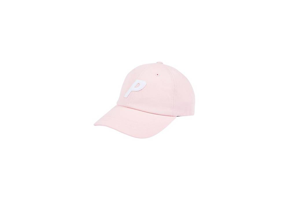 Palace Paalce Skateboards Pink Red Cap Hat Logo Bogo Accessories