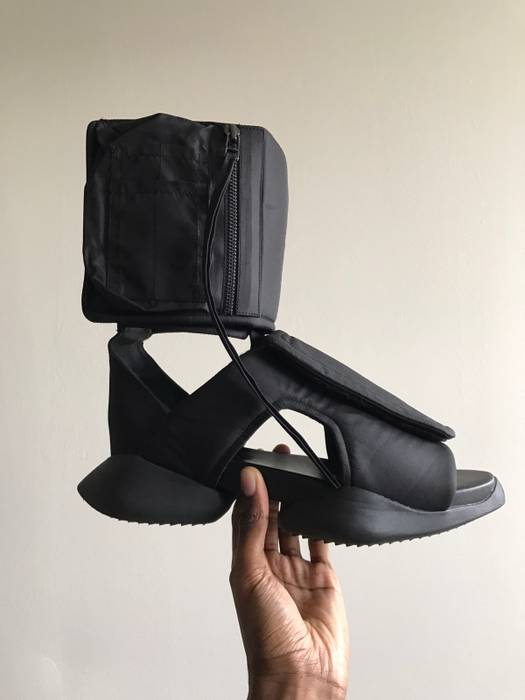 b85f350fc45311 Adidas Rick Owens Cargo Sandal Size 10 - Sandals for Sale - Grailed