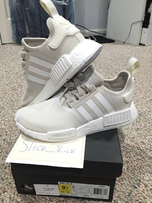 f1064b8c127d0 Adidas Adidas Nmd runner R1 tan Size 8.5 - for Sale - Grailed