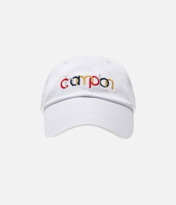 6e6712a699a11 Kith Nyc Kith X Champion Double Logo Hat White Size one size - Hats ...