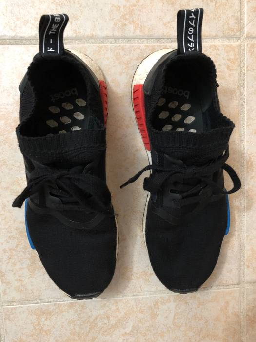 "491d98cf9 Adidas adidas NMD R1 ""OG"" (2017) Size 10 - Low-Top Sneakers for Sale ..."