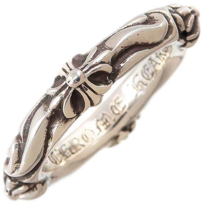 947a6372dcf Skytrek Chrome Hearts Cemetery Ring Cross. Chrome Hearts. Chrome Hearts Ring  Silver 925sv Ch Cross Band Size One