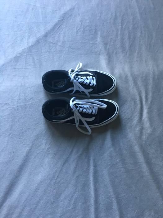 26c2e60804 Vans Vans Old Skool Black Size 9 - Low-Top Sneakers for Sale - Grailed
