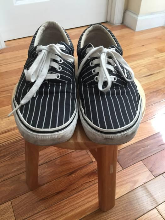 fd799921336 Supreme Pinstripe Polka Dot Vans Size 9.5 - Low-Top Sneakers for ...