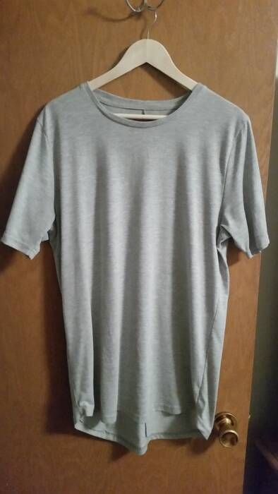 2fe011ff3a Killion Grey Standard Issue SI-12 Essential Size l - Short Sleeve T ...