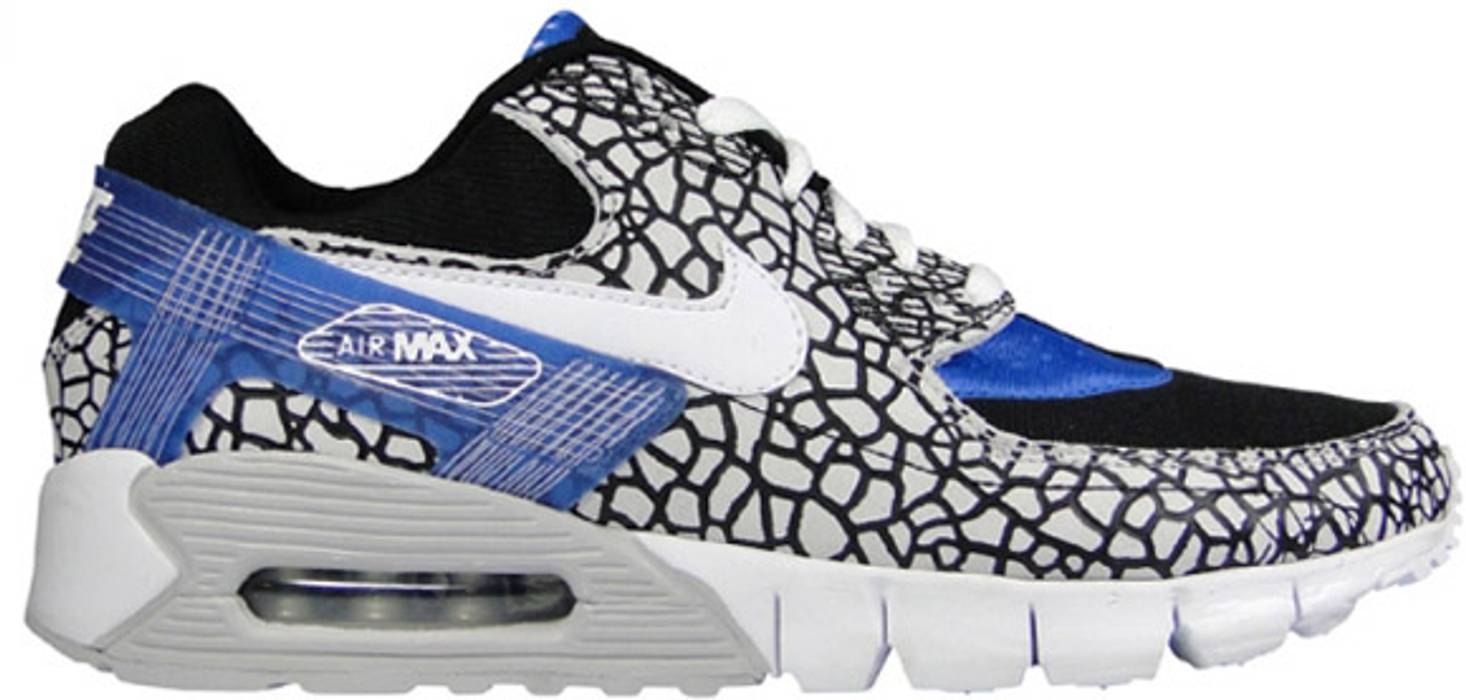 Nike airmax90 current huarache HUFQUAKE Size 10 - Low-Top Sneakers ... c110784f88