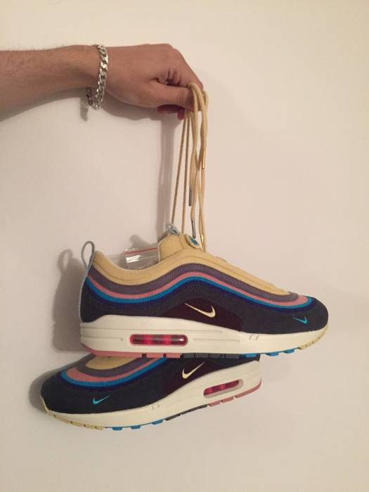 816217d8c8d03a Nike Sean Wotherspoon X Nike Air Max 1 97 VF SW Size 10 - Low-Top ...