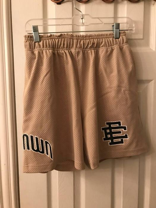 c692ca9402e8 Eric Emanuel Unknwn Gold Short Size 30 - Shorts for Sale - Grailed