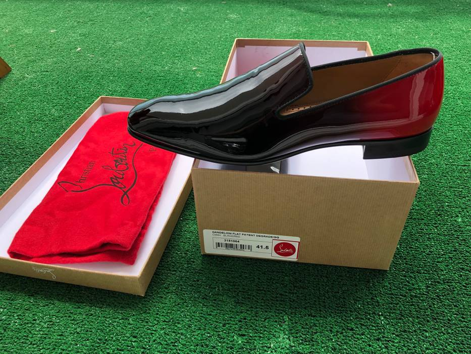 e98d3c7b2c7 Christian Louboutin Dandelion Degra Size 8.5 - Formal Shoes for Sale ...