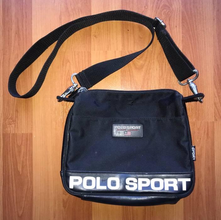 e550fba1c3 Polo Ralph Lauren Vintage Polo Sport Messenger Bag Size one size ...