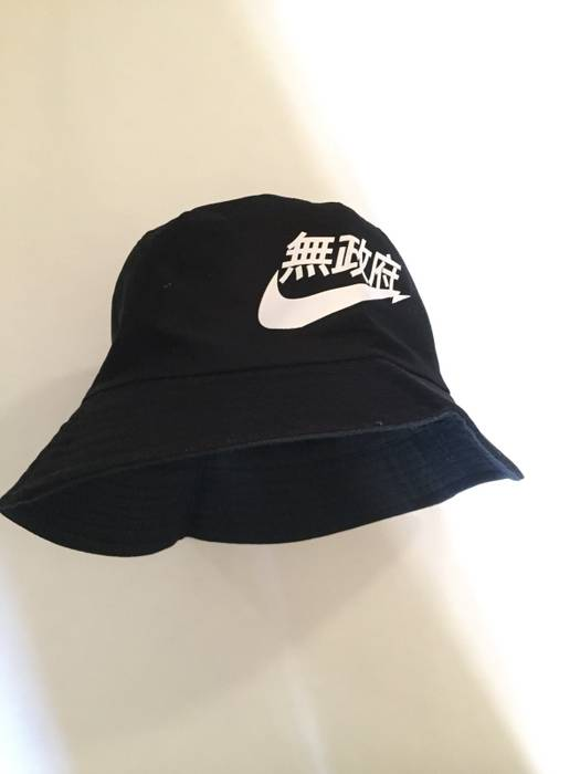 Unbranded Japanese Nike Bucket Hat Size one size - Hats for Sale ... f569a72592b