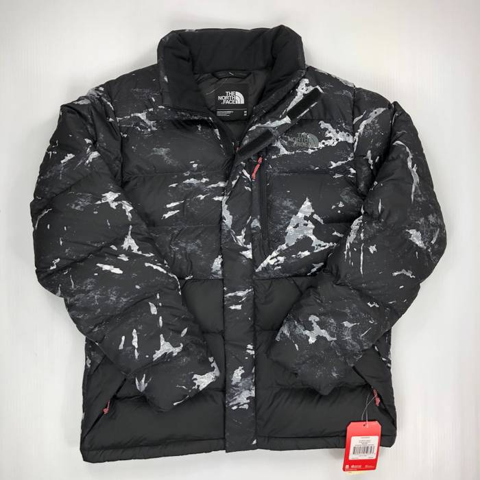 8b40b56272 The North Face. The North Face Puffer Coat • Camo Ice Black Puffy Jacket.  Size  US M ...