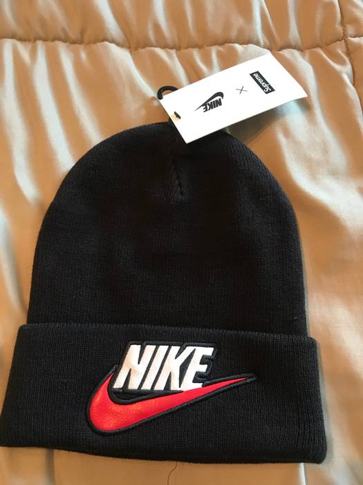 Supreme Supreme Nike Beanie Black Size one size - Hats for Sale ... a75f6307f162