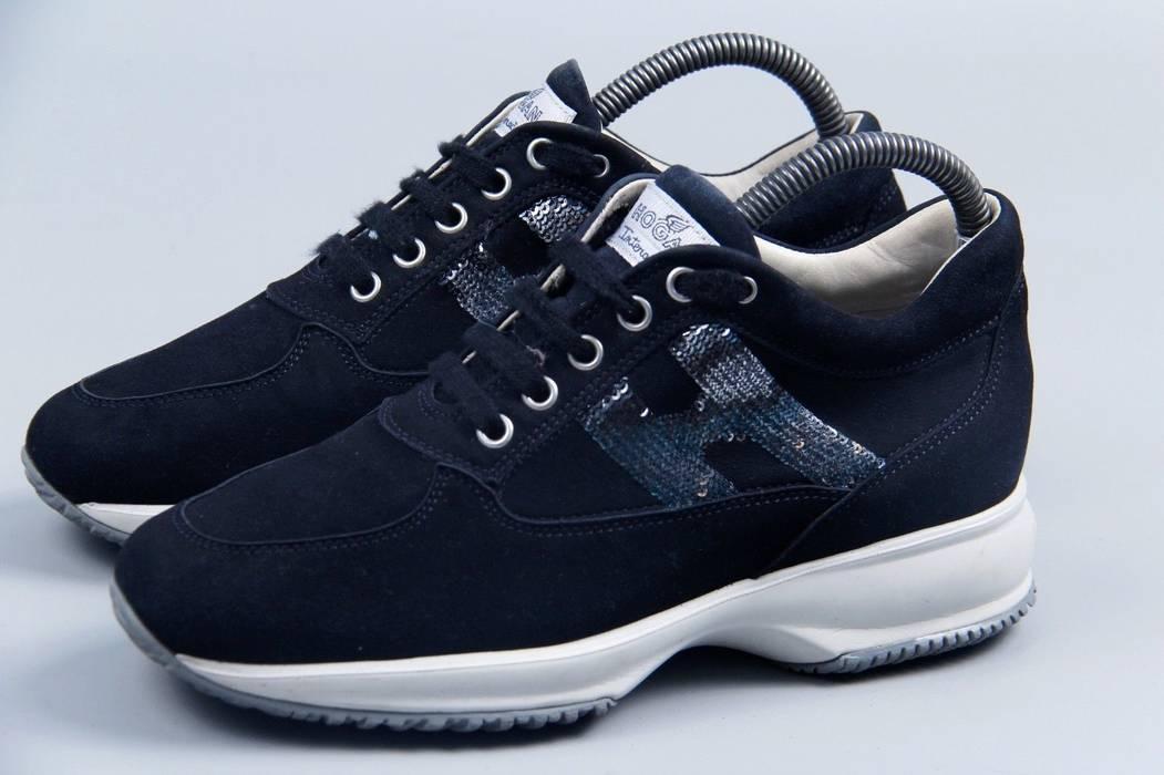 Genuine Leather 🔥🔥🔥Hogan Interactive Women Shoes Size 37 Size US 5   EU 2bd0d4df31c