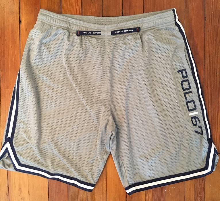 99630727f2 ... switzerland polo ralph lauren polo sport basketball shorts size us 35  25f1c 03daa