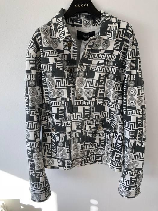 3b3ef6d26b02 Versus Versace Denim Jacket Size m - Denim Jackets for Sale - Grailed