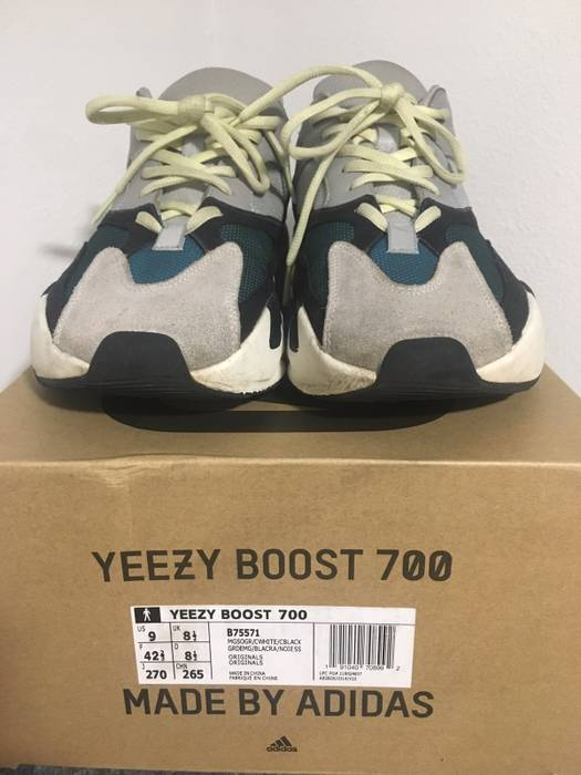 7917a10852f83 Yeezy Boost Yeezy Boost 700 Wave runner Size 9 - Low-Top Sneakers ...
