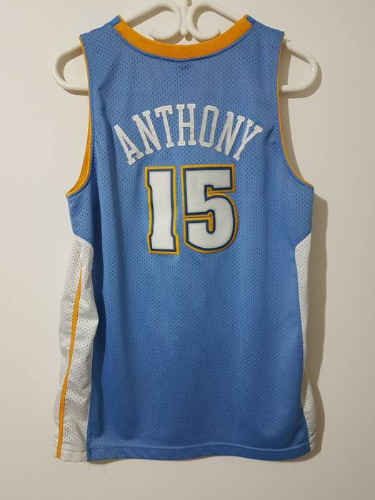 9b9a69ecc74a ... real nike. carmelo anthony denver nuggets jersey 0e641 59049