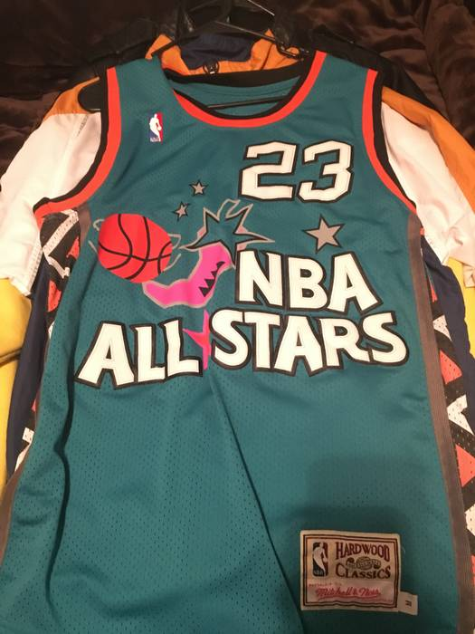 Jordan Brand JORDAN ALL STAR JERSEY Size l - Jerseys for Sale - Grailed c1110bd5e