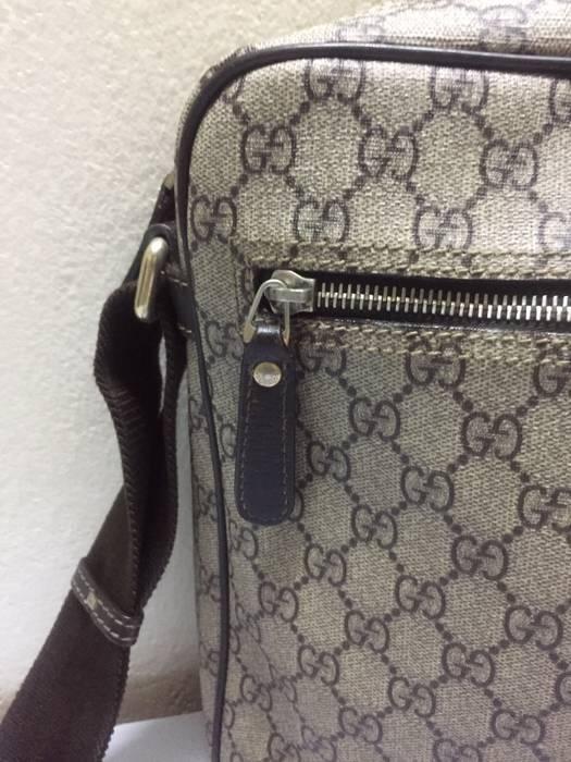bf7b0e6c403 Gucci Beige Shoulder GG Canvas Messenger Bag  201448 002128. Size ONE SIZE -