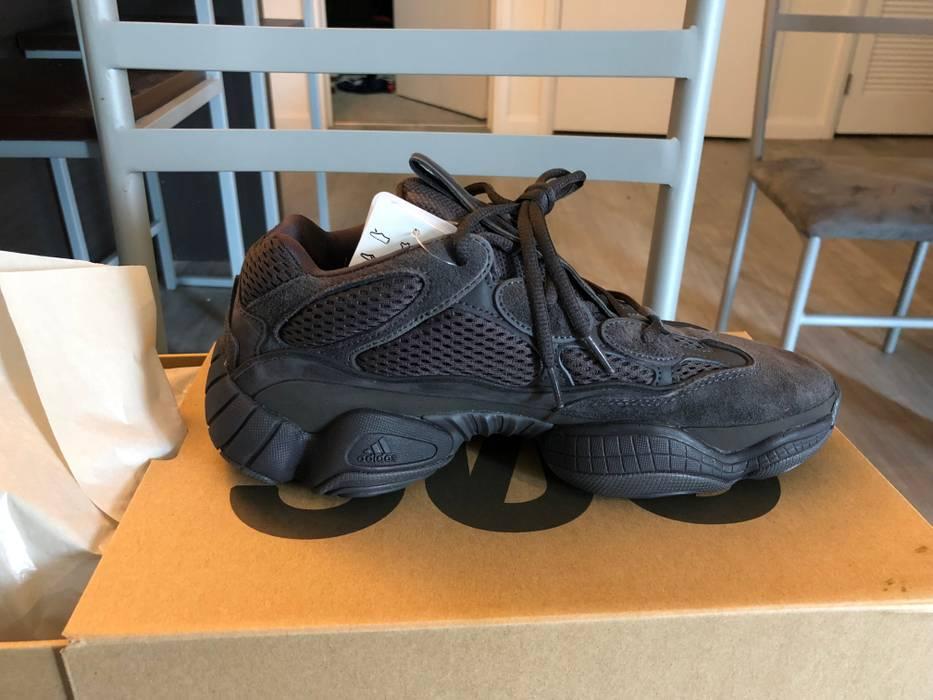 427dc8cd6 Adidas Kanye West. Adidas YEEZY 500 Utility Black. Size  US 9.5   EU 42-43