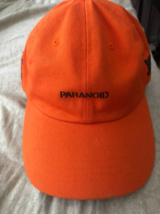 647b6cc2c2829 Undefeated ASSC Paranoid Hat Size one size - Hats for Sale - Grailed