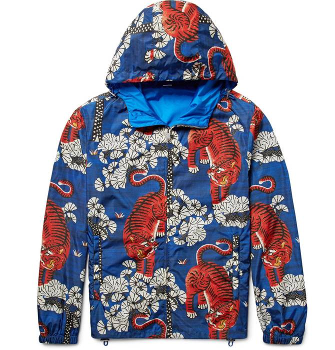 2cbfeeec478 Gucci Bengal Tiger Jacket Size m - Light Jackets for Sale - Grailed