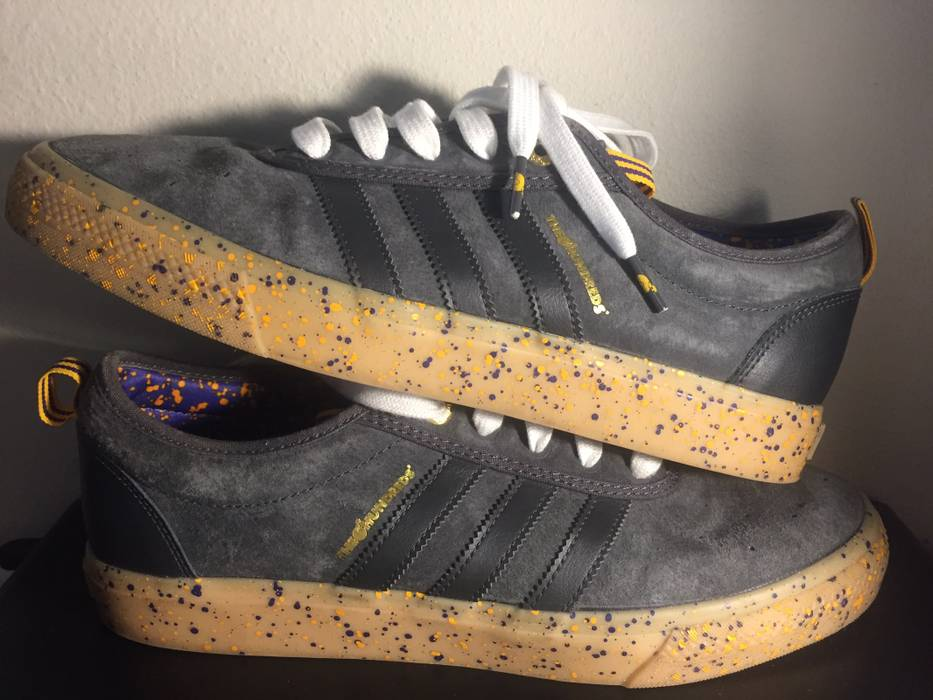 huge selection of 9f30d e80c5 Adidas Limited Adidas Adi-Ease x The Hundreds x Lakers Collab Size US 11