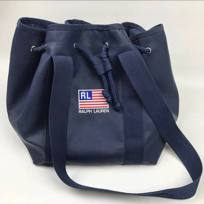 acdc4172a0ab Polo Ralph Lauren Vintage Polo Sport Bucket Bag Size one size - Bags ...
