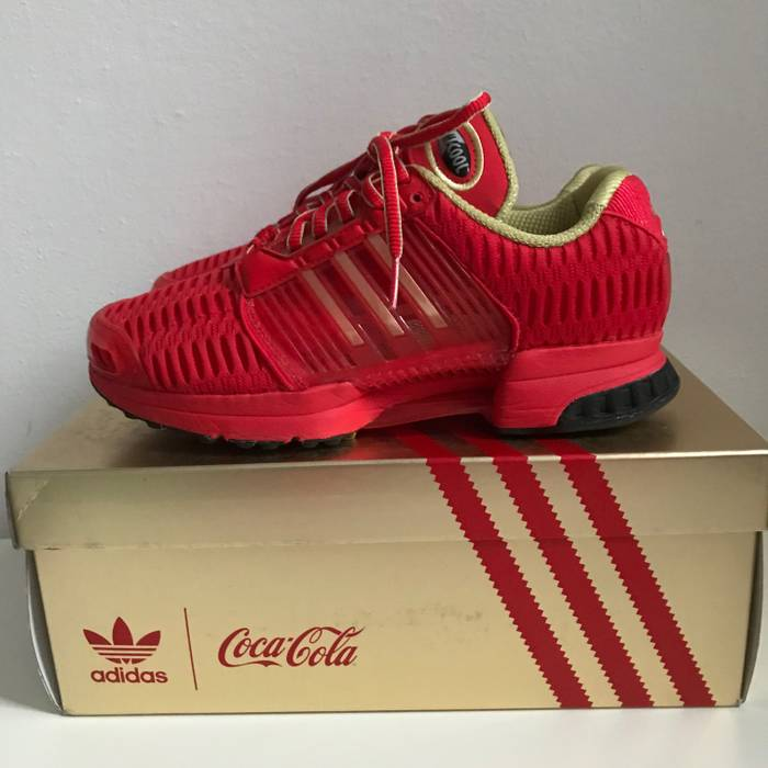 huge selection of b8351 23767 Adidas Adidas Clima Cool 1 Coca Cola US6 UK5.5 EUR38 23 CM24
