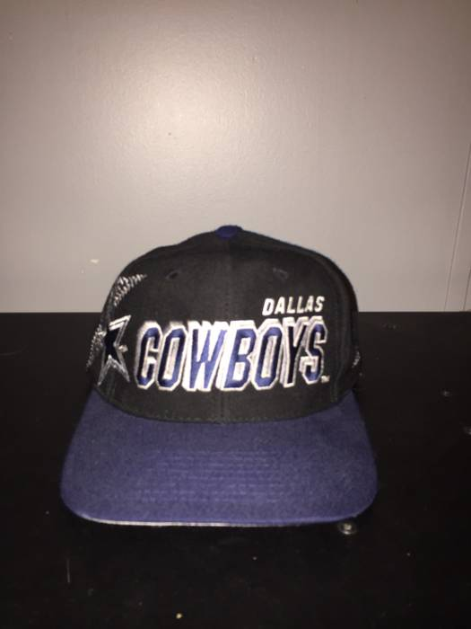 Vintage 90 s Sports Specialties Dallas Cowboys SnapBack Size ONE SIZE 29061a2373d3