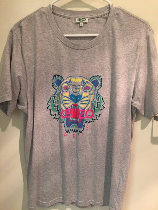 67ef02e6 Kenzo Kenzo Tiger T-Shirt Size l - Short Sleeve T-Shirts for Sale ...